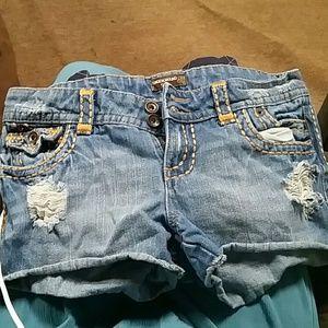 Pants - Underground Soul size 7 shorts